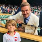 David Beckham podszedł do polskiego kibica i... Piękny gest!