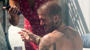 David Beckham przyłapany z tajemniczą kobietą. Jednak rozwód?
