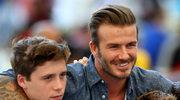 David Beckham skompromitował syna publicznie!