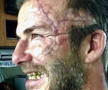 """David Beckham w filmie """"Król Artur: Legenda miecza"""""""