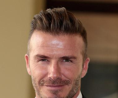 """David Beckham w filmie """"Kryptonim U.N.C.L.E."""""""