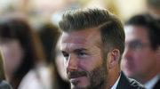 David Beckham w kampanii przeciw przemocy