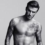 David Beckham w samej bieliźnie!