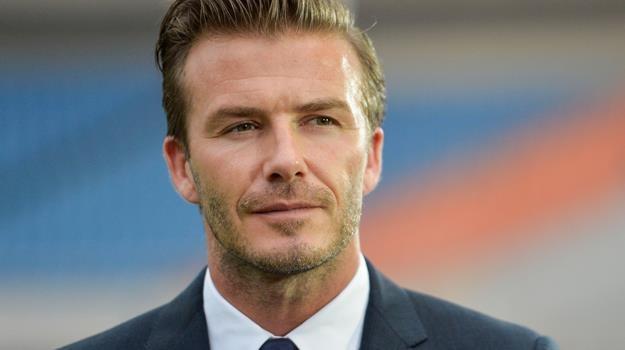 David Beckham zamierza teraz zostać gwiazdą kina? / fot. ChinaFotoPress /Getty Images/Flash Press Media