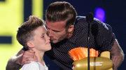 David Beckham zostawił synka w zamkniętym samochodzie. W upalny dzień!