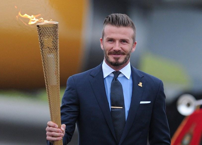 David Beckham /- /AFP