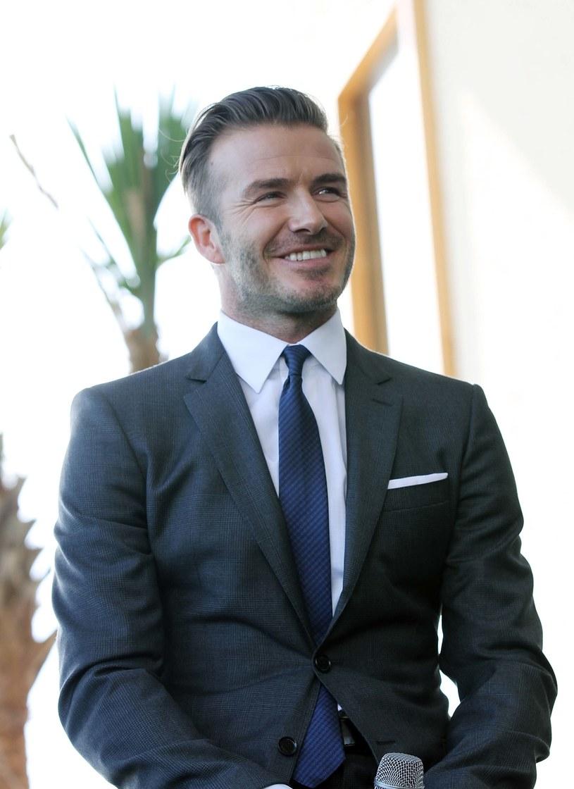 David Beckham /Aaron Davidson /Getty Images
