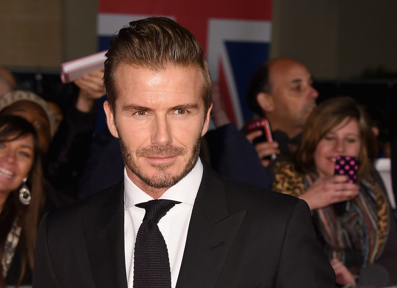 David Beckham /Getty Images