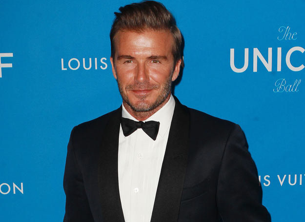 David Beckham /Bella/Broadimage /East News