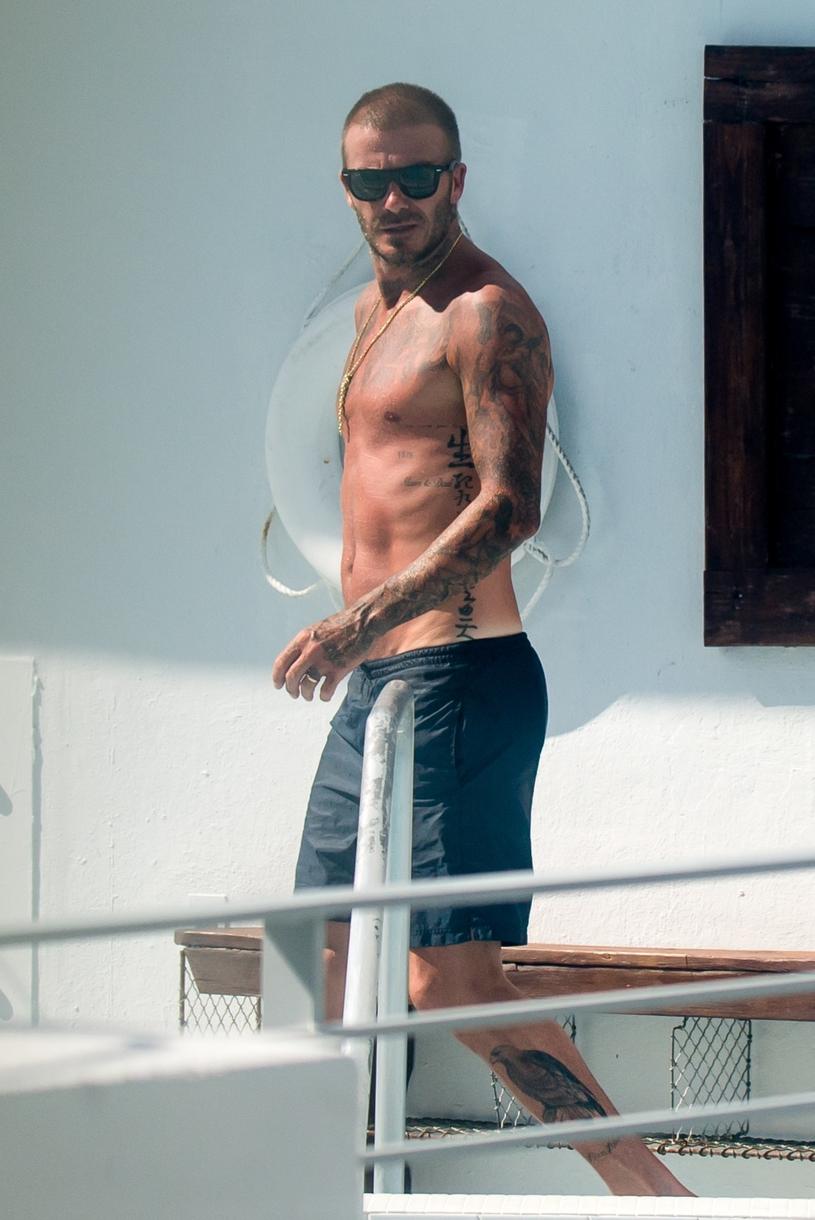 David Beckham /East News