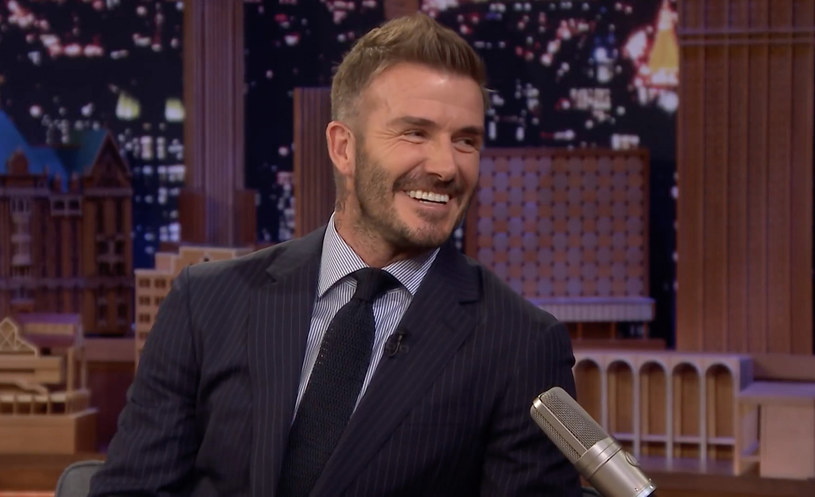 David Beckham /Ferrari Press /East News