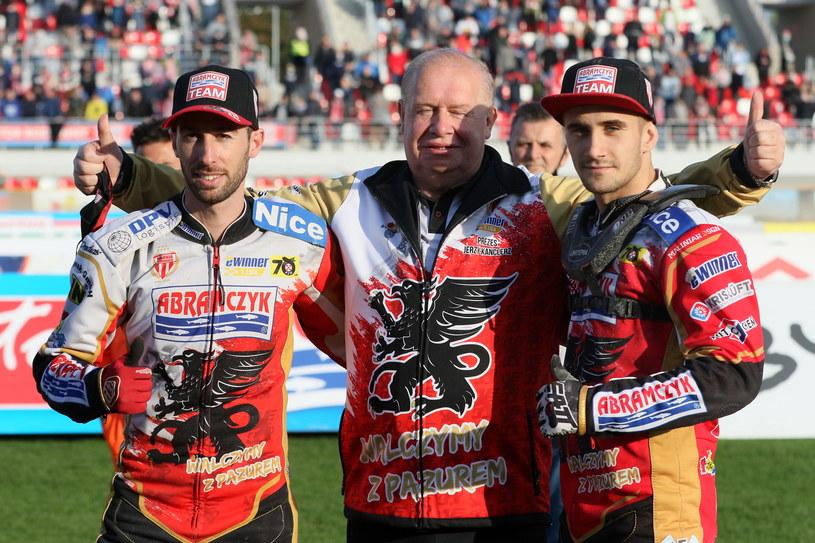 David Bellego, Jerzy Kanclerz, Andreas Lyager /Jarosław Pabijan /Newspix