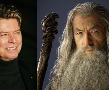 """David Bowie chciał być Gandalfem we """"Władcy Pierścieni"""""""
