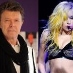 """David Bowie i Lady GaGa? """"Mistyfikacja"""""""