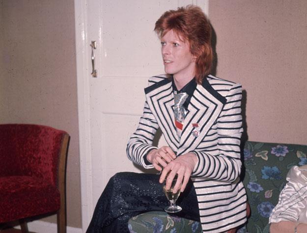 David Bowie: Nawet królowa Elżbieta I ubierała się mniej wytwornie fot . Hulton Archive /Getty Images/Flash Press Media