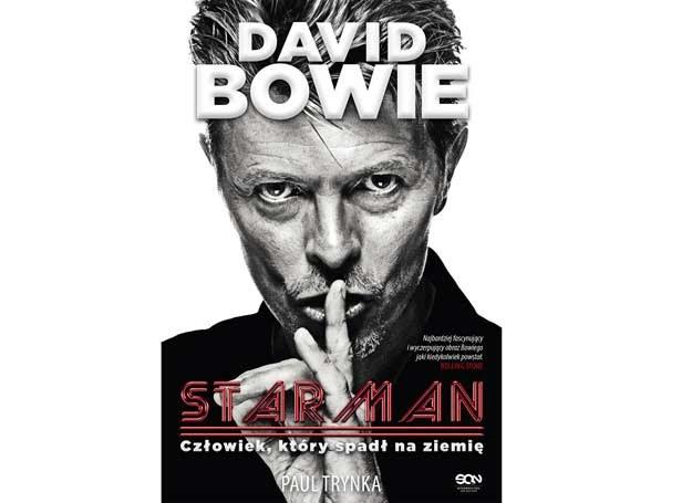 David Bowie. STARMAN. /materiały prasowe