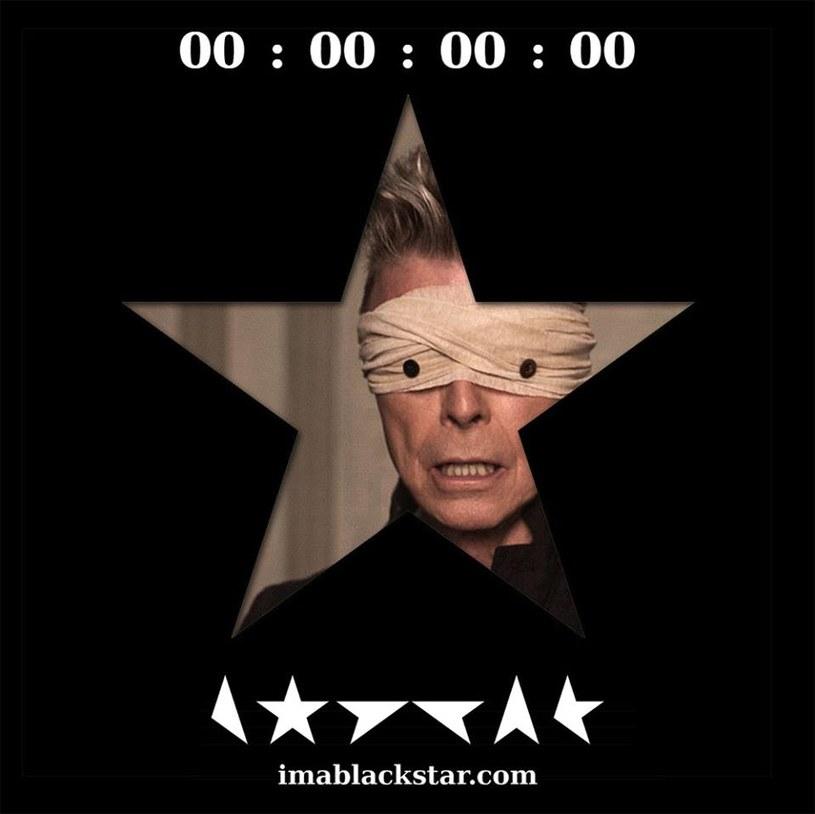 """David Bowie w klipie """"★"""" / Facebook /&nbsp /"""