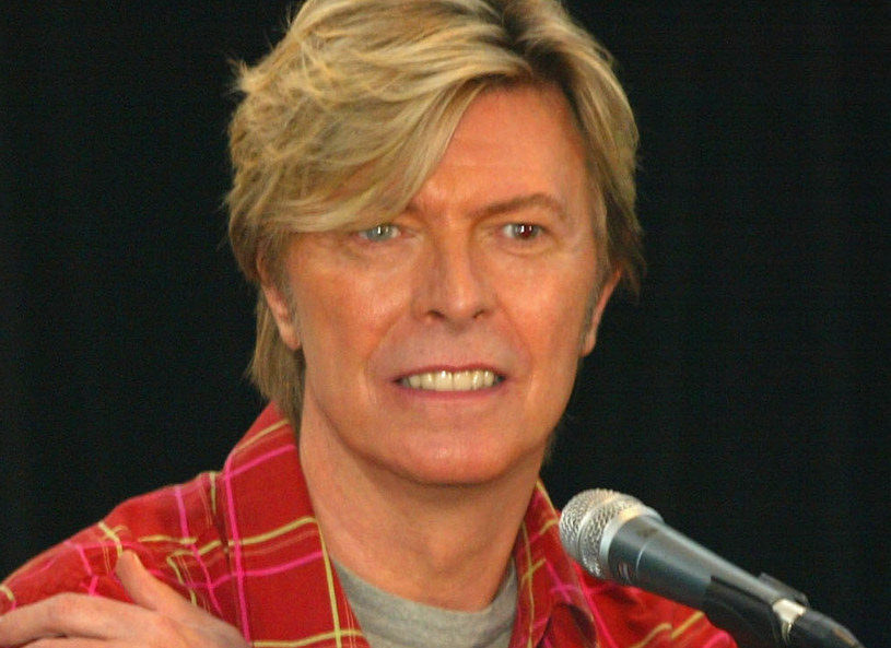 David Bowie /Getty Images