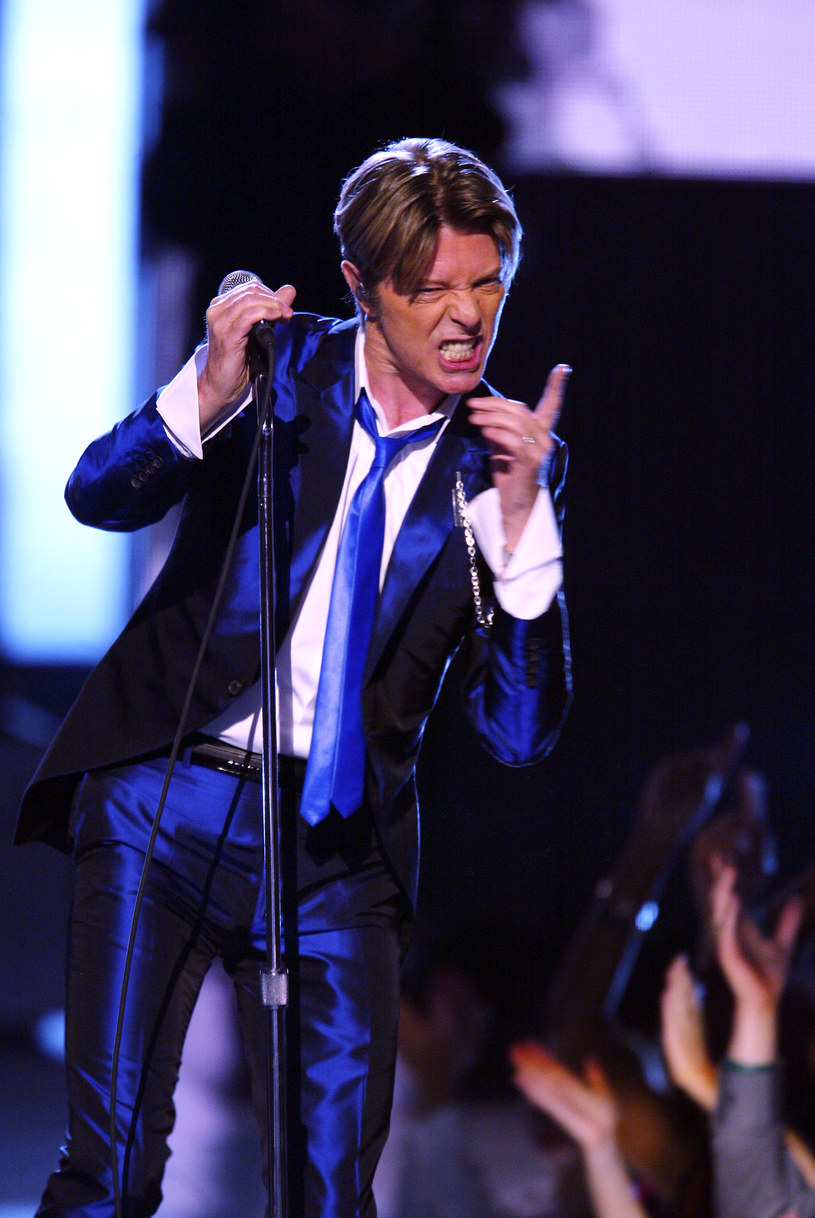 David Bowie /Scott Gries /Getty Images