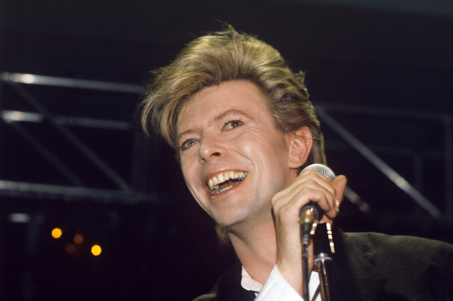 David Bowie /Martina Hellmann /PAP/DPA