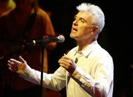 David Byrne - fot. Amy Sussman /Getty Images/Flash Press Media