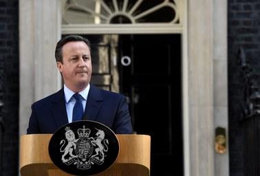 """David Cameron po wynikach referendum zapowiada rezygnację. """"Kocham ten kraj"""""""