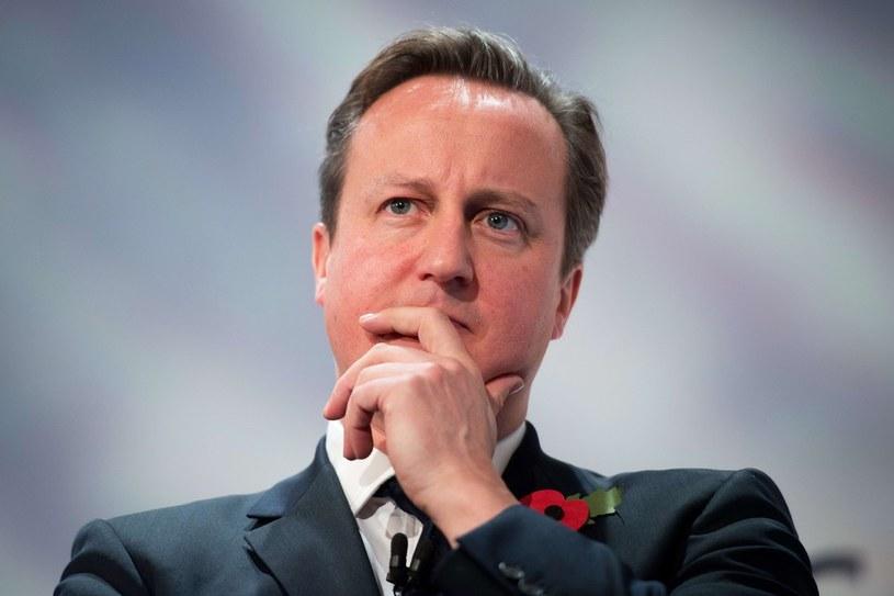 David Cameron /Leon Neal /East News