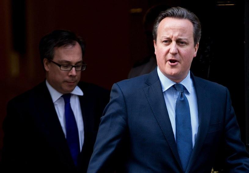 David Cameron /Andrew Cowie /PAP/EPA