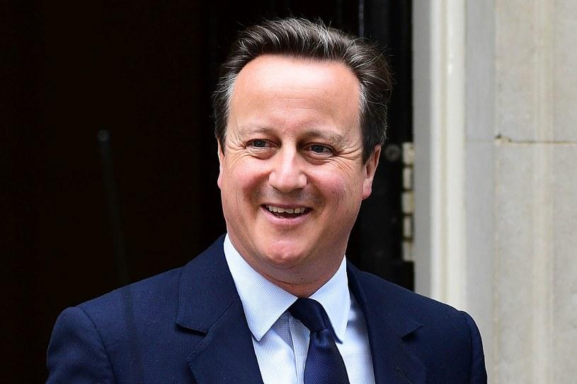 David Cameron /Leon Neal /AFP