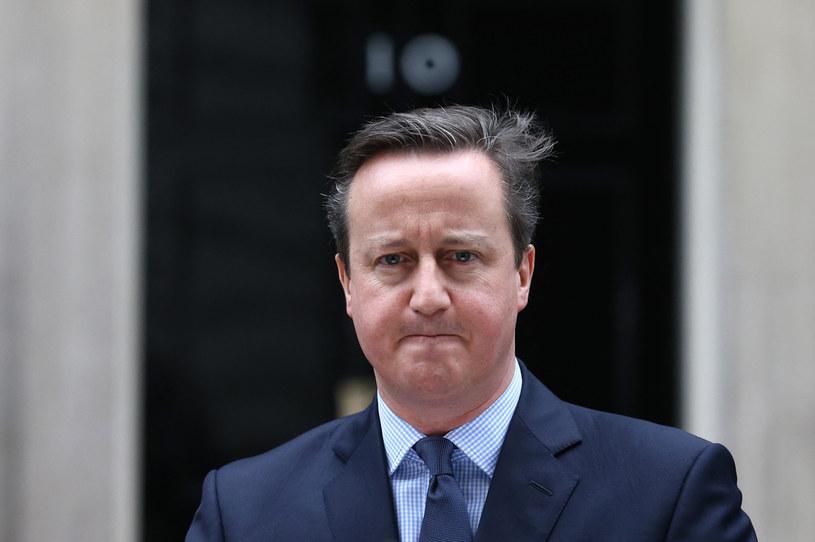 David Cameron /JUSTIN TALLIS /AFP
