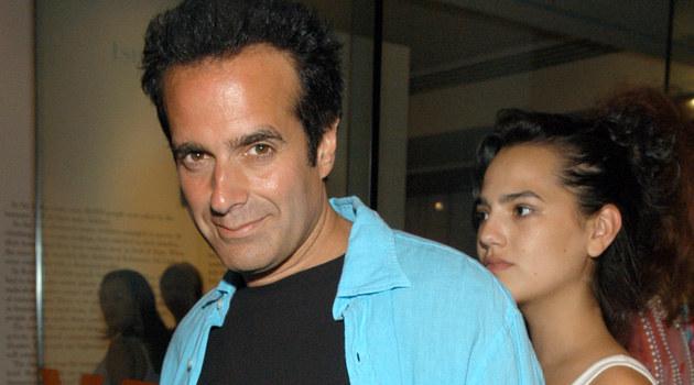 David Copperfield, fot. Ray Tamarra  /Getty Images/Flash Press Media