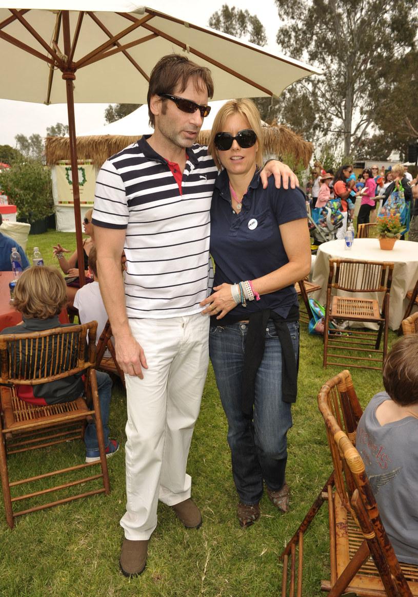 David Duchovny i Tea Leoni byli małżeństwem 17 lat /John Shearer /Getty Images