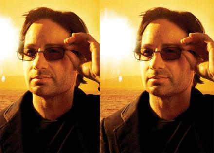 David Duchovny jako Hank Moody /materiały programowe