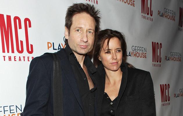 David Duchowvny rozwiódł się z żoną! /Roger Kisby /Getty Images