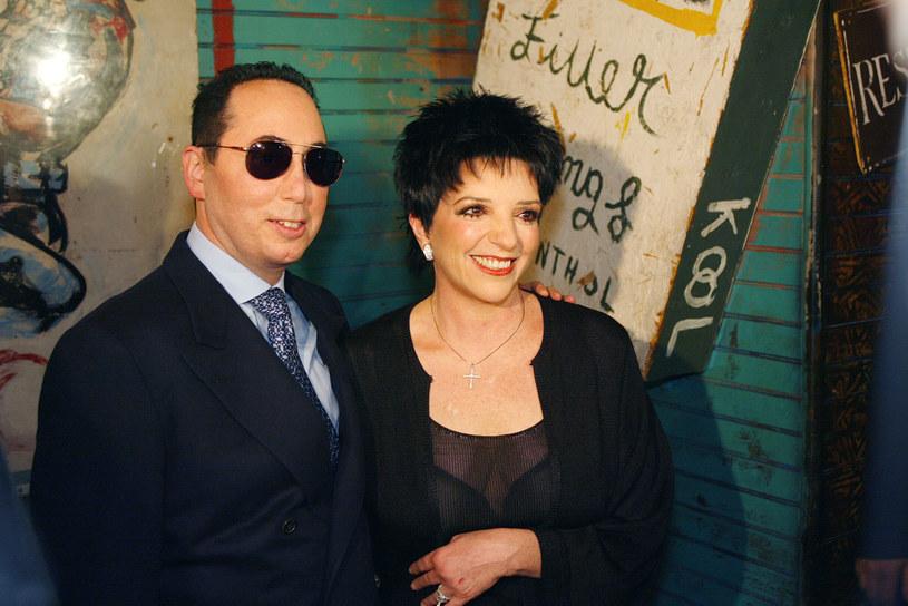 David Gest i Liza Minnelli byli małżeństwem przez 5 lat /Kevin Winter /Getty Images