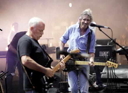David Gilmour i Roger Waters. Im bardziej skłóceni, tym bardziej genialni - fot. Dave M. Benett /Getty Images/Flash Press Media
