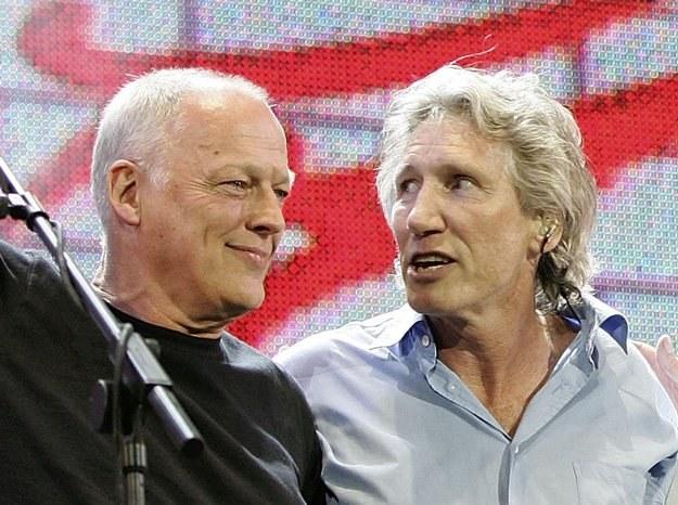 David Gilmour i Roger Waters w 2005 roku - fot. MJ Kim /Getty Images/Flash Press Media