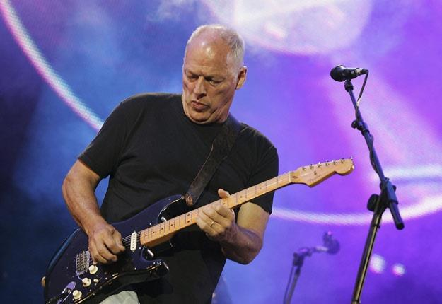David Gilmour przejął dowodzenie w Pink Floyd po odejściu Rogera Watersa (fot. MJ Kim) /Getty Images