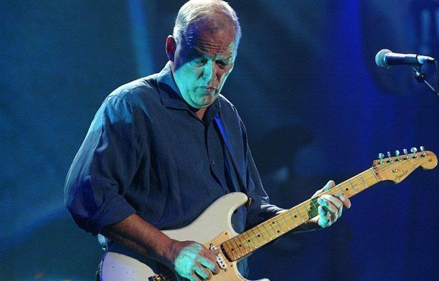 David Gilmour przejął dowodzenie w Pink Floyd po odejściu Rogera Watersa (fot. Jo Hale) /Getty Images