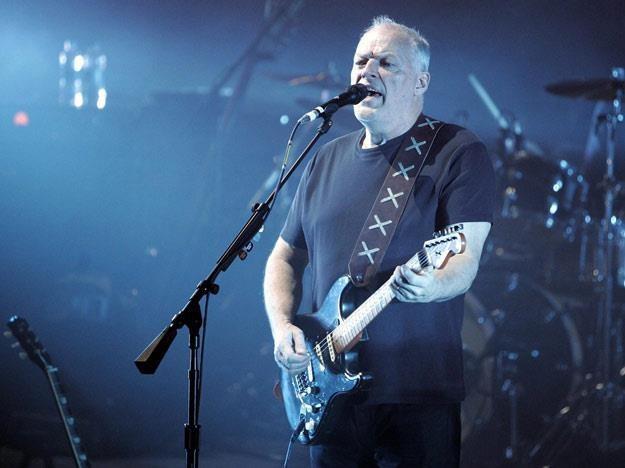 David Gilmour udzielił wywiadu z okazji wydania pierwszej od 20 lat płyty Pink Floyd fot.AP/Fotolink /East News