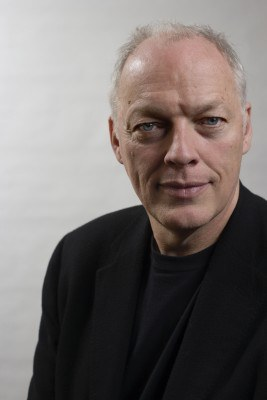 David Gilmour /EMI Music Poland