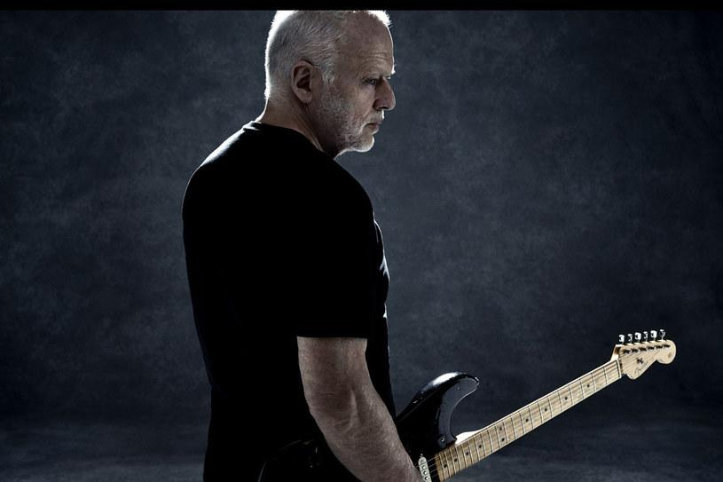David Gilmour /materiały prasowe