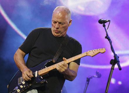 David Gimour poradził sobie z rolą lidera Pink Floyd po odejściu Watersa - fot. Dave M. Benett /Getty Images/Flash Press Media