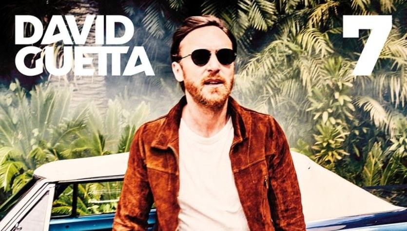 "David Guetta ""7"": Taniec z gwiazdami"