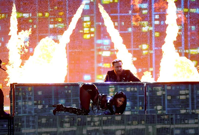David Guetta do współpracy zaprosił m.in. Nicki Minaj /Ethan Miller /Getty Images