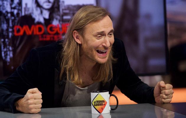David Guetta znów jest zakochany! /Carlos Alvarez /Getty Images