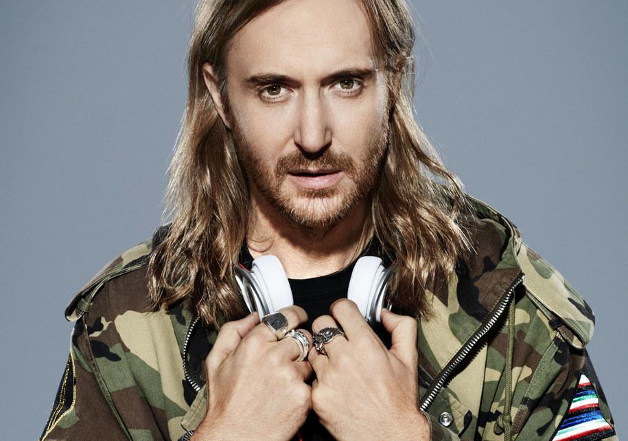 David Guetta /Materiały prasowe