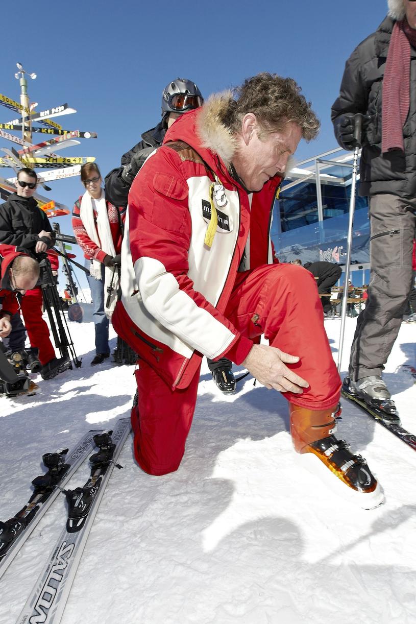 David Hasselhoff, Mariah Carey, Katy Perry... Lista gwiazd odwiedzająca ten kurort narciarski zdaje się nie mieć końca /East News