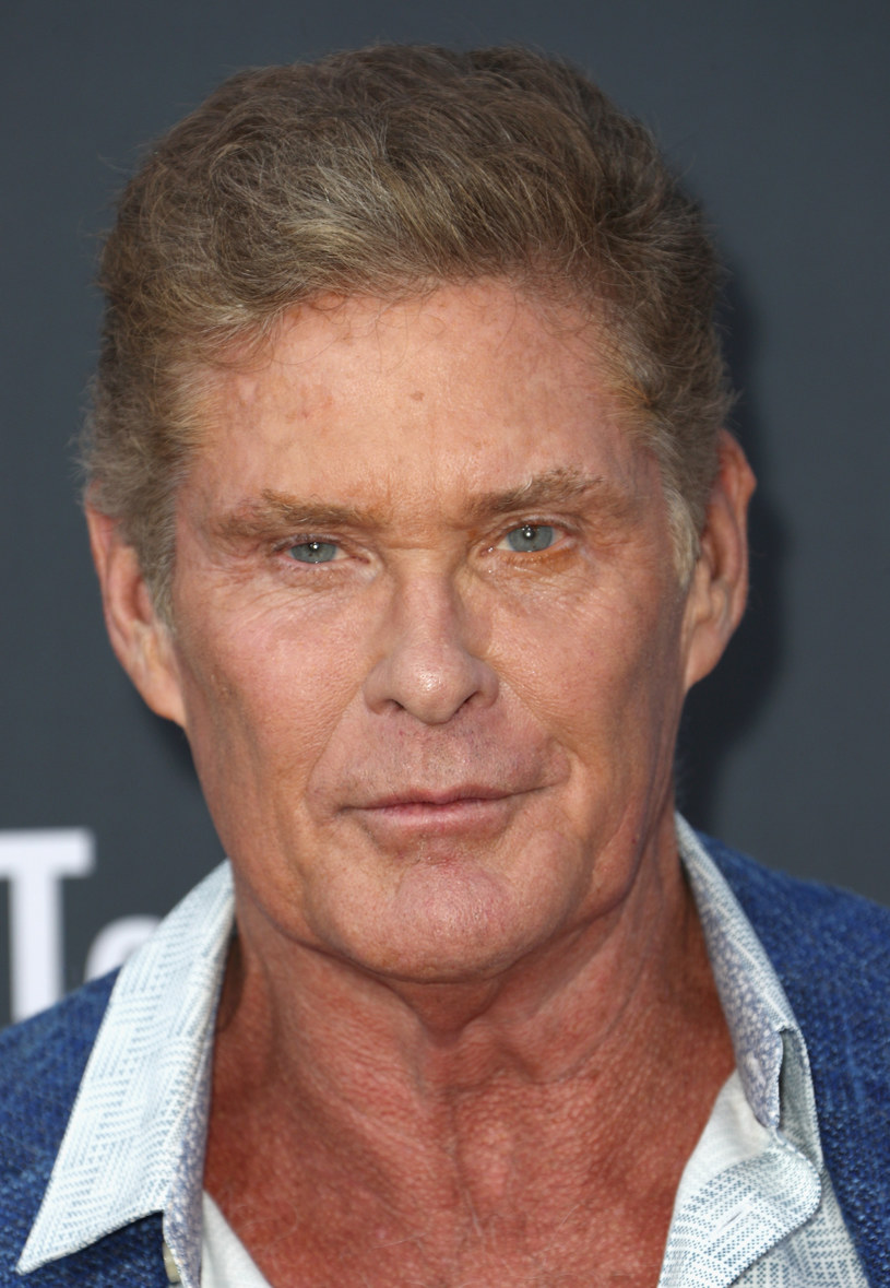 David Hasselhoff /Getty Images
