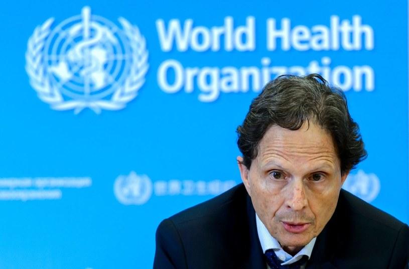David Heymann (WHO) /AFP